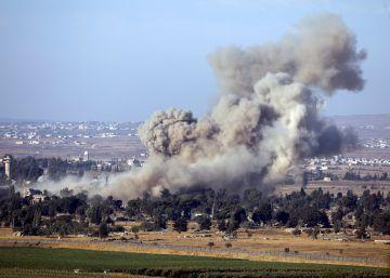 Israel activa por primera vez su nuevo sistema antimisiles en la guerra siria