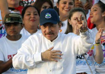 Ortega descarta renunciar a la presidencia de Nicargua