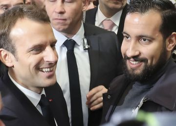 Alexandre Benalla, el hombre que pone en duda la ?ejemplaridad? de Macron