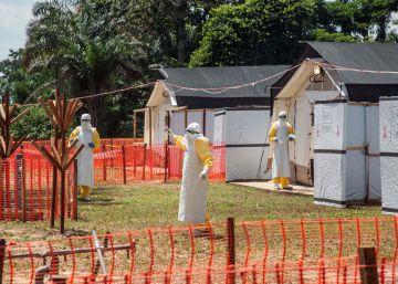 El ébola reaparece en Congo