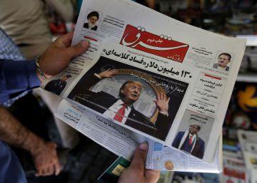 Las sanciones de EE UU a Irán agitan las aguas de Oriente Próximo