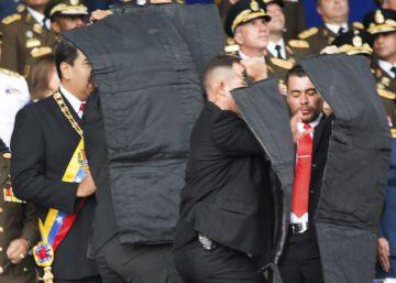 Nicolás Maduro recrudece su discurso tras el supuesto atentado