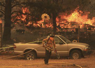California sufre el mayor incendio de su historia