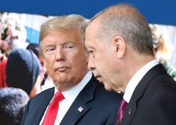 El descalabro de la lira turca sacude a la banca europea