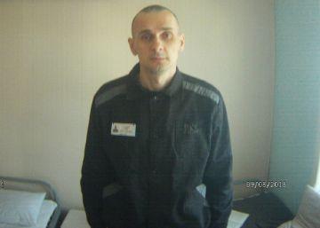 La salud del cineasta Sentsov, preso en Rusia, se deteriora: ?El fin está cerca?
