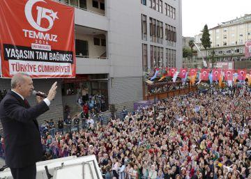 Erdogan planta cara a Trump y le advierte de que Turquía puede buscar nuevos aliados  ¡
