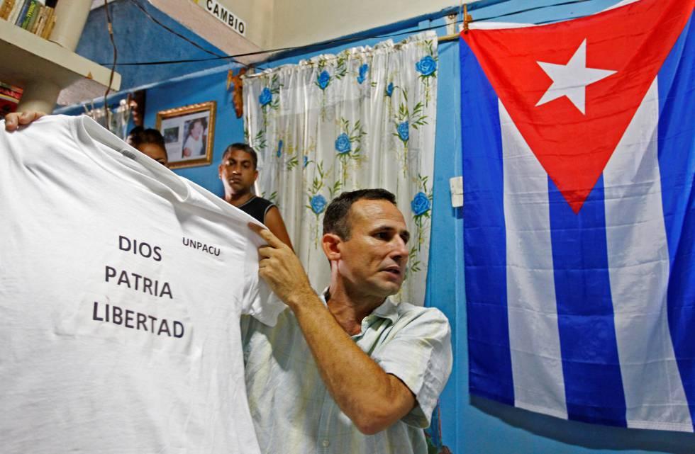 """Un opositor cubano es acusado de """"asesinato en tentativa"""" por atropellar a un agente"""