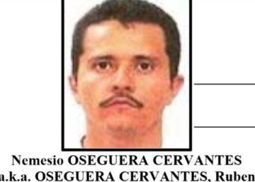 México eleva la recompensa para capturar a ?El Mencho?