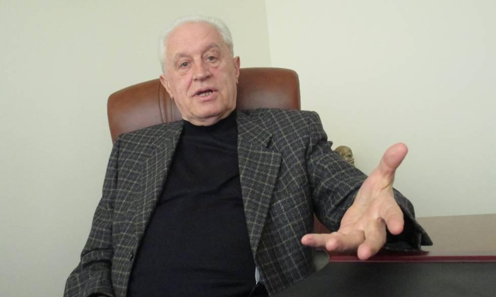 """Si se vierte sangre en Crimea tendremos un conflicto internacional"""