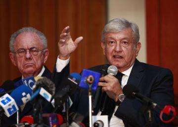 López Obrador someterá a referéndum el nuevo aeropuerto de Ciudad de México