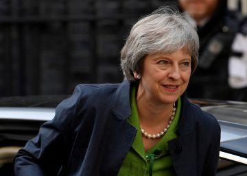 May defiende su Brexit ante la rebelión interna y el escepticismo de la UE