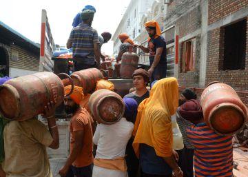 Kerala trata de evitar el brote de enfermedades tras las inundaciones