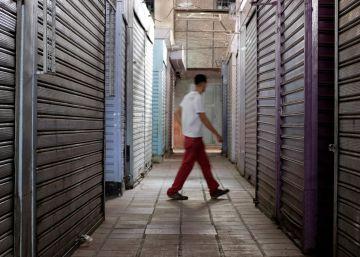 El caos por las medidas económicas de Maduro impide ver el impacto de la huelga general en Venezuela