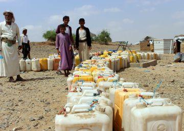 Rebeldes yemeníes denuncian la muerte de 20 niños tras un supuesto ataque aéreo de la coalición