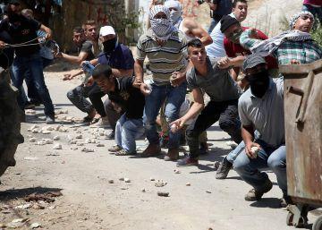 La colonización de territorios palestinos pisa el acelerador