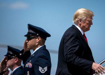 Trump suspende el viaje de Pompeo a Corea del Norte y culpa a China