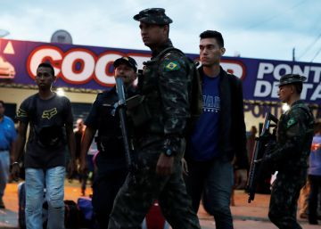 Temer despliega las Fuerzas Armadas en la frontera de Brasil con Venezuela