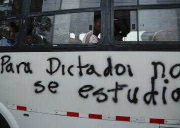 Despido masivo en las aulas rebeldes de Nicaragua