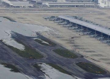 Al menos 10 muertos y 300 heridos en Japón por el fuerte tifón ?Jebi?
