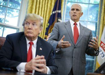 El espectro del sabotaje a Trump en la Casa Blanca desata una tormenta política