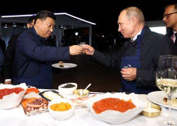 China amenaza a EE UU con represalias por las sanciones a la compra de armas rusas