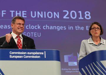 Los países europeos deberán elegir antes de abril el horario de verano o el de invierno