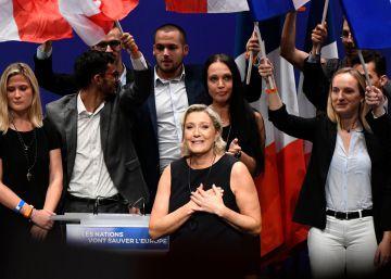 La ultraderecha francesa se inspira en Salvini para la batalla europea