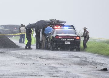 Detenido un guardia fronterizo en Texas acusado de asesinar a cuatro prostitutas