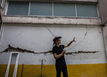 Ciudad de México, una reconstrucción a trompicones