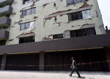La burbuja inmobiliaria se impone al miedo al sismo en las colonias de moda de Ciudad de México