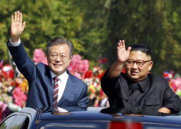 Kim confía en que habrá más avances en la relación con Estados Unidos