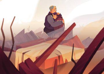 ?Seguimos de pie?, una crónica ilustrada del terremoto del 19-S