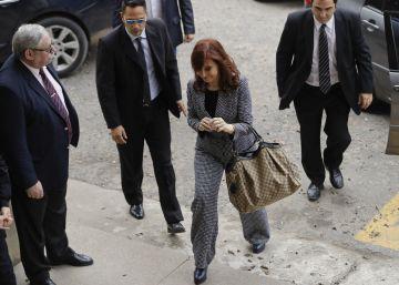 La justicia argentina acorrala a Cristina Fernández de Kirchner