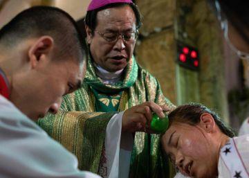 El acuerdo con el Vaticano divide a los católicos chinos