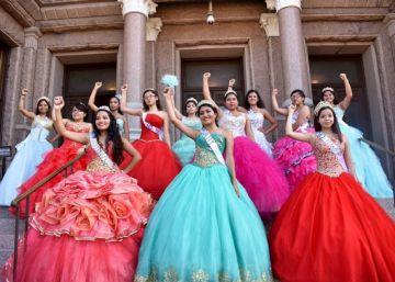 Las quinceañeras de Texas que quieren cambiar el futuro político de Estados Unidos