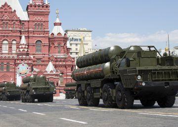 Rusia entregará misiles S-300 a Siria como represalia por el ataque de Israel