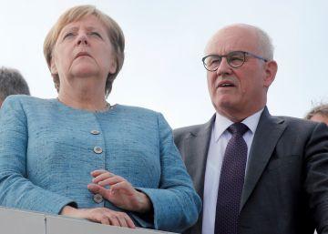 Merkel afronta ahora el pulso de la disidencia interna