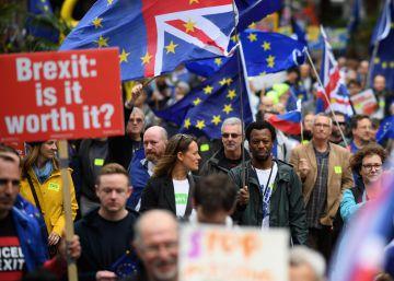 Bruselas y Londres se asoman al abismo de un Brexit sin acuerdo