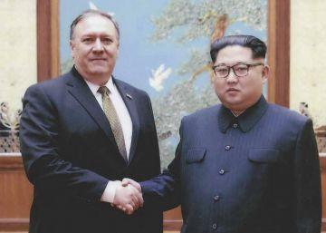 Pompeo se reunirá el domingo con Kim Jong-un en Corea del Norte