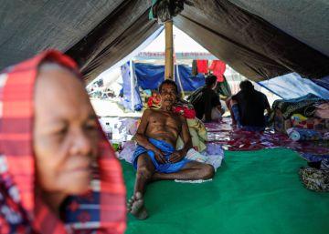 Indonesia calcula más de 1.000 desaparecidos por el seísmo y el tsunami