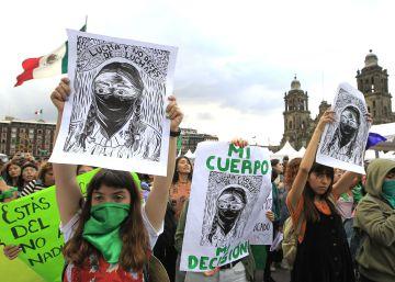 La izquierda mexicana busca despenalizar el aborto sin un proyecto de ley único