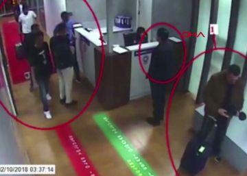 Un Apple Watch, un ?jet? privado y unos vídeos: las últimas pistas sobre el periodista Jamal Khashoggi