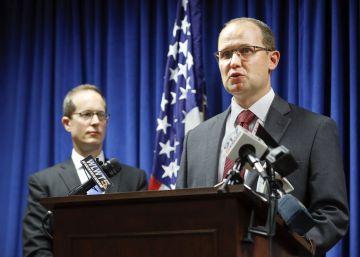 EE UU logra la primera extradición de un agente chino acusado de espionaje económico