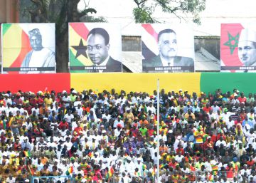 Guinea-Conakry encabeza las llegadas de migrantes a la UE y a España