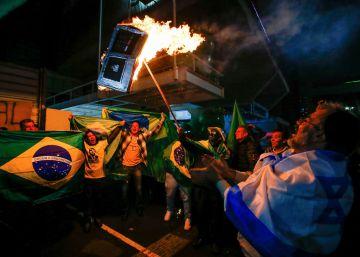 La retórica incendiaria se torna en violencia en Brasil