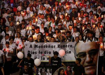 De obispo mártir a ?San Romero de América?