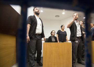Persecución a la disidencia en las fronteras de Israel