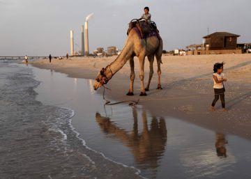 La contaminación del agua origina el 25% de las enfermedades en Gaza
