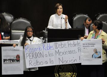 No, secretaria Robles. La corrupción no tiene género
