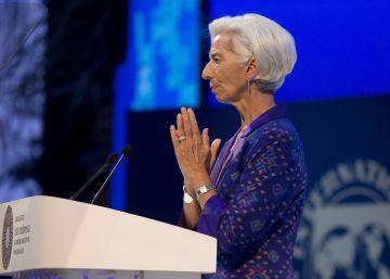 Lagarde aplaza su viaje a Oriente Próximo tras el ?caso Khashoggi?